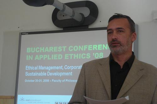 Ion Copoeru (Babes-Bolyai University, Cluj-Napoca/Romania)