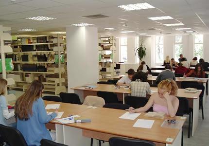 Biblioteca Facultatii de Filosofie, Universitatea din Bucuresti (2004)