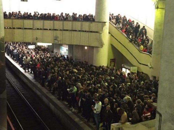metroul bucurestean - o bomba cu ceas